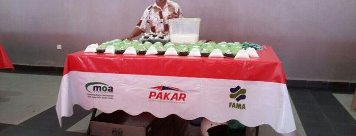Pasar Basah Kuala Kedah is one of Posti che sono piaciuti a Rahmat.