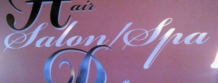 Hair Professionals Salon/Spa is one of Lady'ın Beğendiği Mekanlar.