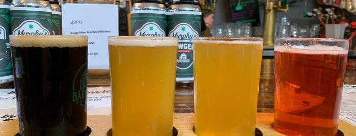 Barnshed Brewing is one of LI Breweries.