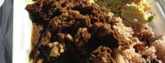 Austin's Caribbean Cuisine is one of Clt food.