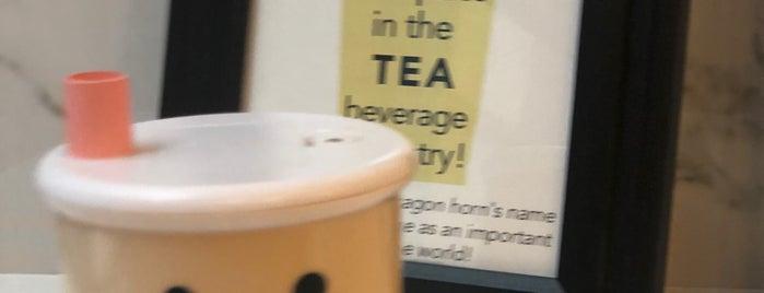 Dragon Tea is one of Lugares favoritos de Selina.
