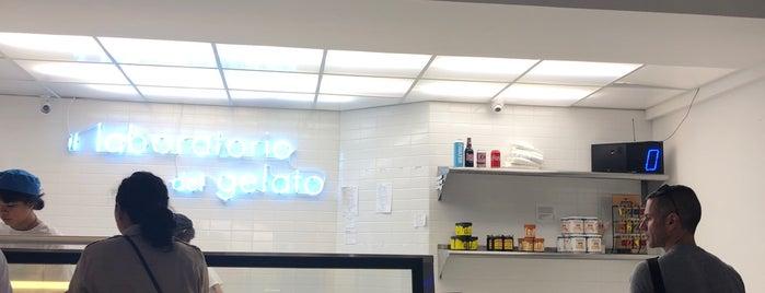il Laboratorio del Gelato is one of NYC.