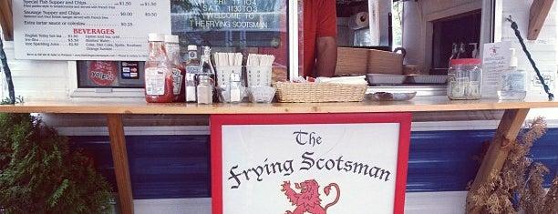 The Frying Scotsman is one of Portlandia Pilgrimage.