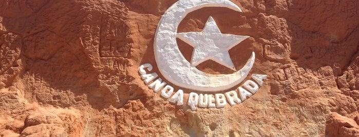 Praia de Canoa Quebrada is one of Diversos.