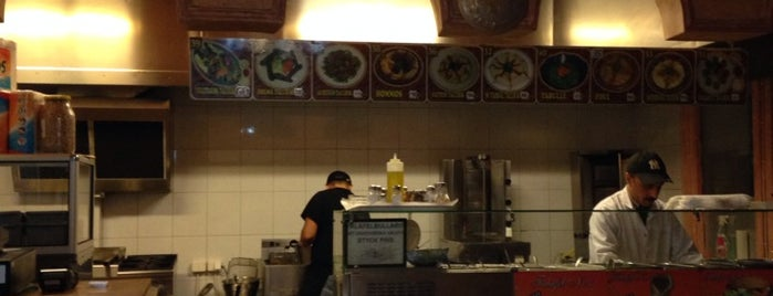 The Orient House of Falafel No 1 is one of Malmö yeme icme.