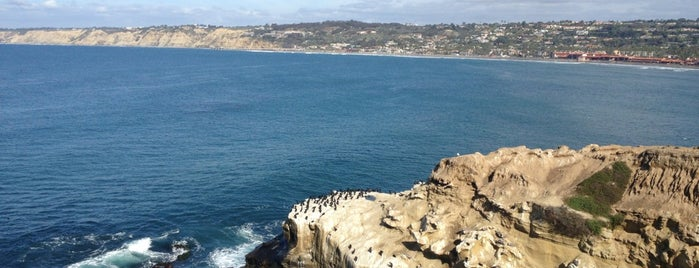 La Jolla Cove is one of Weekend Hike Spots.