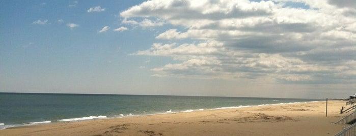 Sandbridge Beach is one of Beaches (VA).