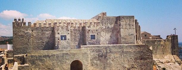Castillo Guzman El Bueno is one of España 17.