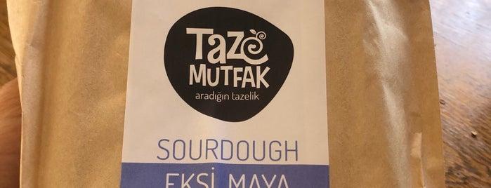 Taze Mutfak is one of istanbul.