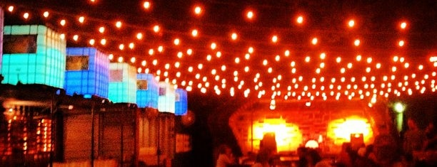 The Foundry is one of Patio Weather.