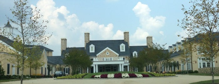 Salamander Resort & Spa is one of D.C.