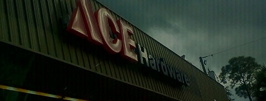 Ace Hardware is one of Posti che sono piaciuti a ron.