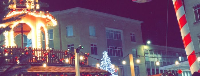 Bristol Christmas Market is one of Bob 님이 좋아한 장소.