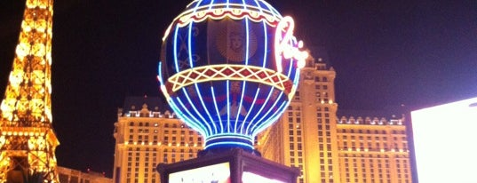 Paris Hotel & Casino is one of Vegas Bound Bitches 13'.