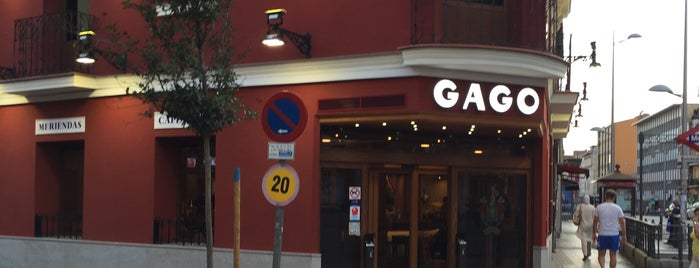 Gago is one of สถานที่ที่ Miguel ถูกใจ.