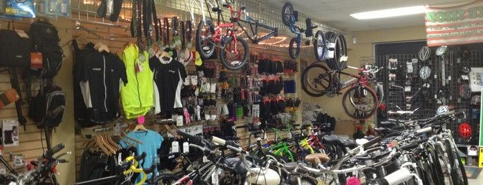 ITSA Bike Shop is one of San Diego.