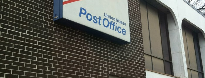 US Post Office is one of Locais curtidos por Angie.