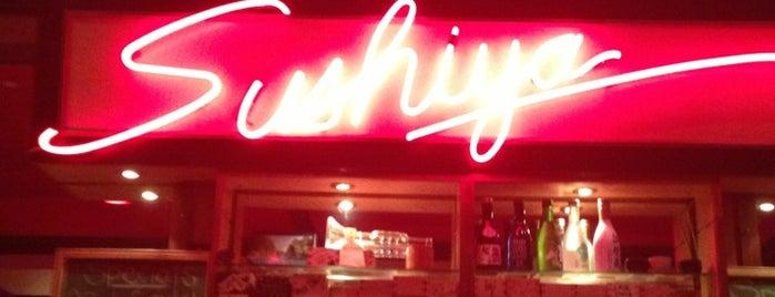 Sushiya on Sunset is one of Eats.