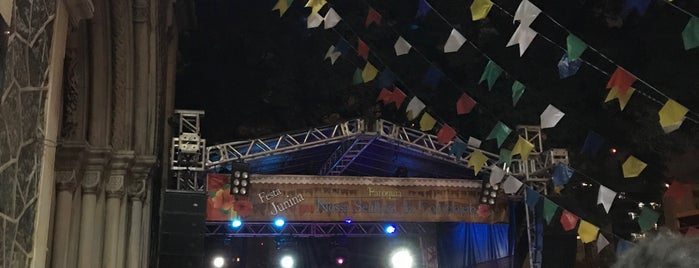 Festa Junina Paroquia Consolação is one of Lieux qui ont plu à Carlos.
