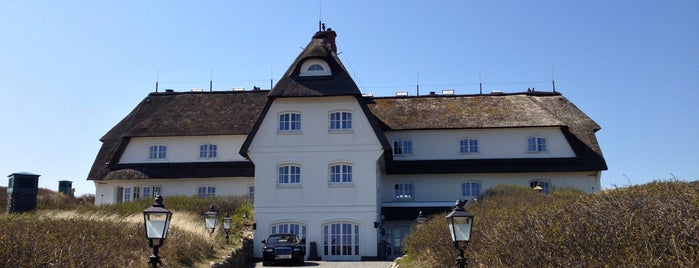 Dorint Söl'ring Hof is one of Modern Lux Hotels.