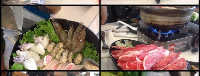 Shabu Shabu is one of to be tried.