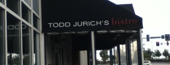 Todd Jurich's Bistro is one of Locavore Tour.