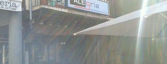 Alegría is one of สถานที่ที่ Barb ถูกใจ.