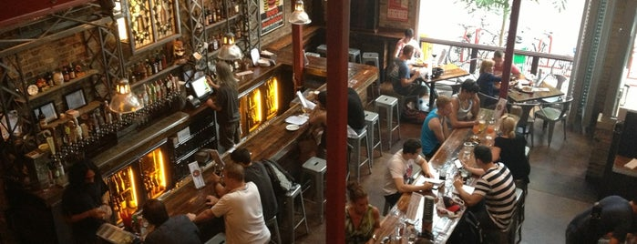 Hopleaf Bar is one of Chicago.