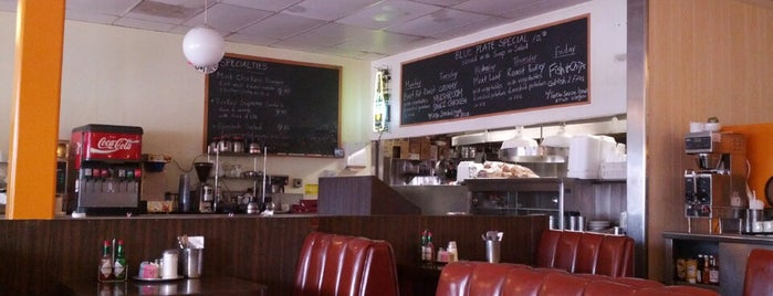 Eat Well is one of 26 Classic Los Angeles Diners.