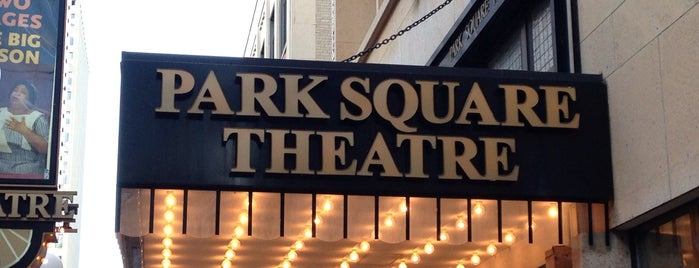 Park Square Theatre is one of Lugares favoritos de Nathan.