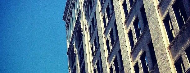 NYU Schwartz Plaza is one of NYC Places II (Sightseeing).
