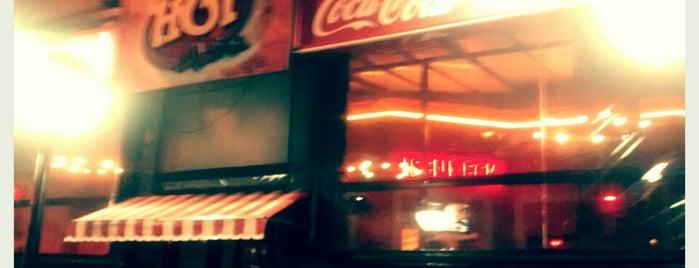 Pizza Hot is one of Lugares que conozco.