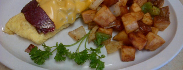 Omelette & Waffle Restaurant is one of Houston Breakfast & Brunch.
