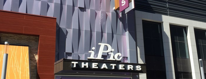 iPic Theaters Hudson Lights is one of Things to Do in NJ.