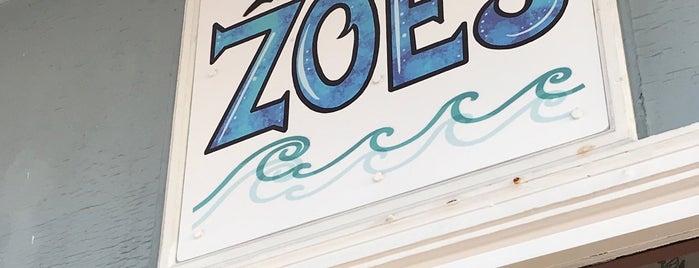 Zoe's Restaurant is one of Lieux sauvegardés par Lizzie.