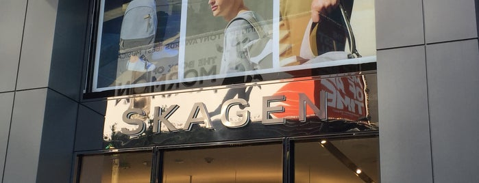 Skagen Boutique is one of Midtown.