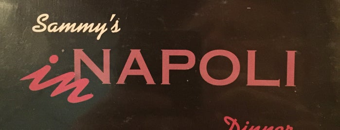 inNapoli is one of NJ eats.
