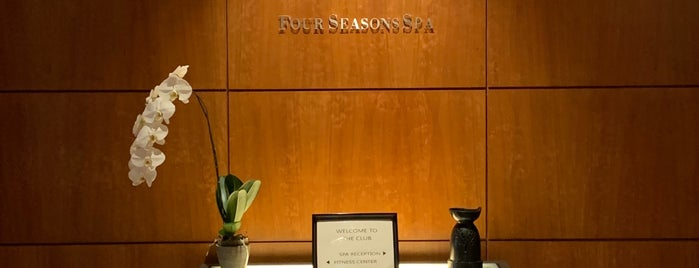 Spa at Four Seasons Hotel Singapore is one of Singapore: business while travelling part 3.