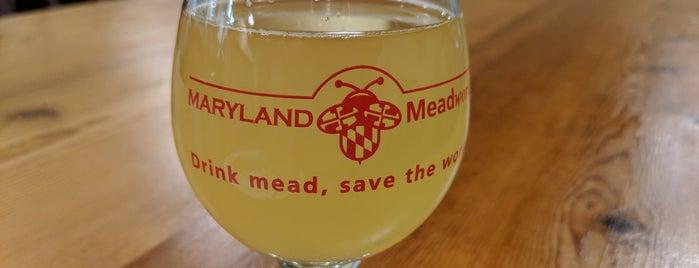 Maryland Meadworks is one of Posti salvati di Rachel.