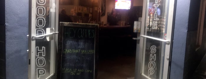 The Good Hop Bottleshop is one of SFO.