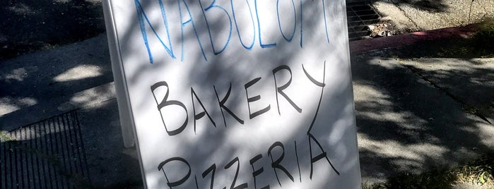 Nabolom Bakery is one of Locais salvos de Paresh.