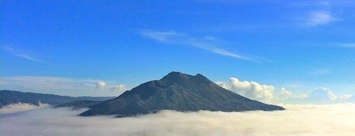 Gunung Batur is one of DENPASAR - BALI.