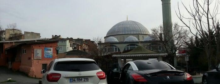Etiler Belediye Sitesi Camii is one of สถานที่ที่ 'Savaş ถูกใจ.