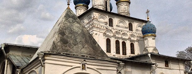 Храм Казанской иконы Божией Матери is one of Mikeさんの保存済みスポット.