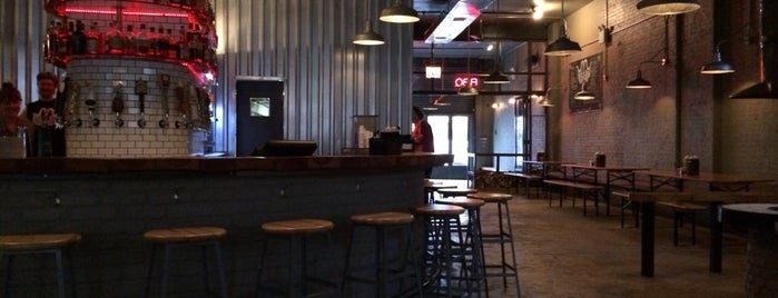 Beast of Bourbon is one of New Beer Spots in NYC.