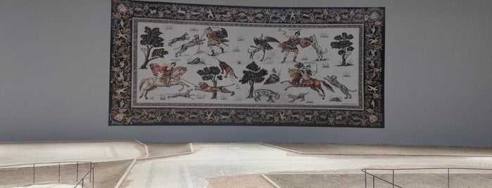Haleplibahçe Mozaik Müzesi is one of Urfa.