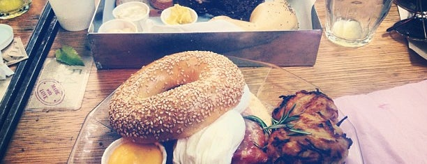 California Bakery is one of Milano da bere.