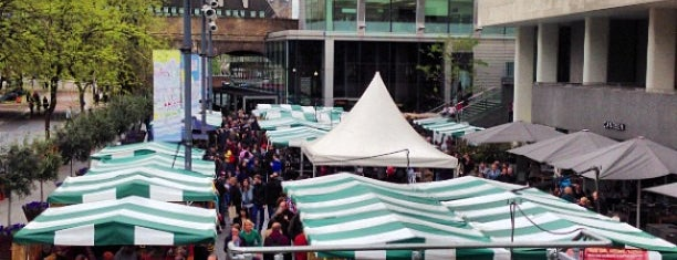 Real Food Market is one of London Markets.
