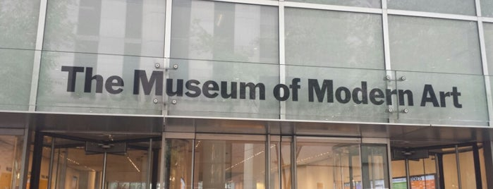 Museum of Modern Art (MoMA) Library is one of NY.