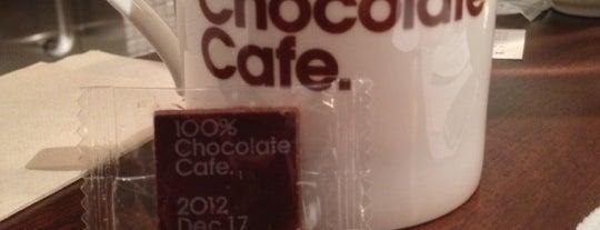100%ChocolateCafe. 京橋本店 is one of Tempat yang Disimpan issinta.